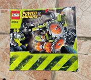 Lego Power Miners 8963 vollständig