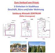 Salzburg Stadt-Zentrum Verkauf von Geschäftsfläche