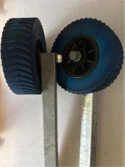 2 x Sliphilfen Räder für