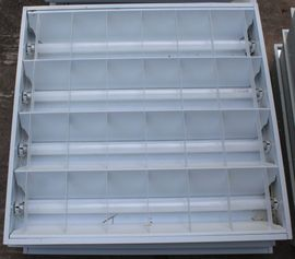 Lampen - 11x Rasterleuchte Büro- Praxisleuchte Neonröhren-Deckenleuchte
