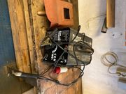 Elektrisches Schweissgerät 380V mit Elektroden