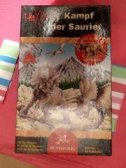 Kampf der Saurier