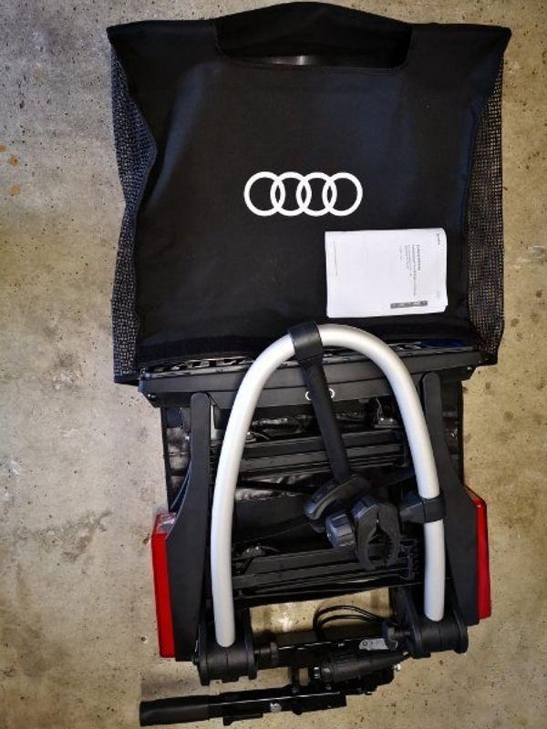 Original Audi Fahrradträger für die