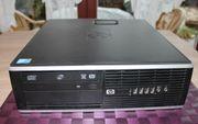 PC - HP Compaq 8000 mit