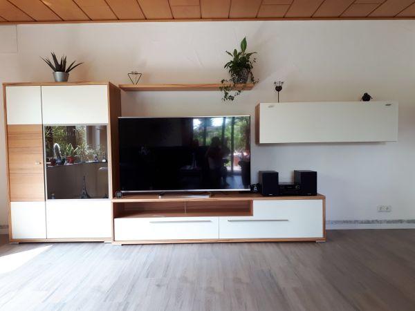 wohnwand h lsta mento heldaanhuis. Black Bedroom Furniture Sets. Home Design Ideas