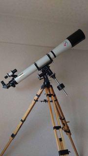 TAL-125R Refraktor Teleskop