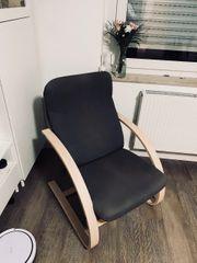 Schöner Sessel Schwenksessel
