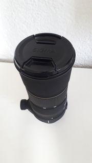 Objektiv Sigma für Nikon