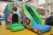 Dschungel Multiplay Löwe mit Dach