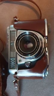 alte Kodak Kamera Retina-Reomar