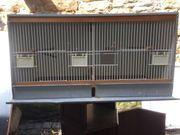 Zuchtbox aus Metall