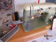 Nähmaschine elektrisch 1964