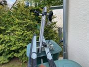 Kupplungs-Fahrradträger Alu Atlas Evolution