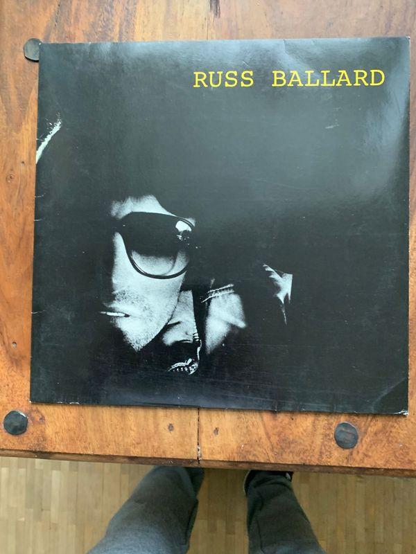 Schallplatte Russ Ballard - Russ Ballard