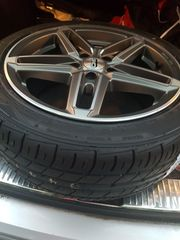 Felgen Reifen Mercedes