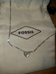 Fossil Herzkette