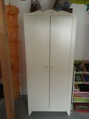 Schrank weiß ikea kinder  Kinderkleiderschrank Ikea - Haushalt & Möbel - gebraucht und neu ...