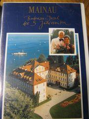 Orginal VHS - Reisefilm - Bodensee - INSEL