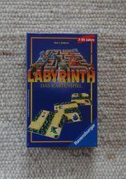 Labyrinth - Das Kartenspiel von Ravensburger -
