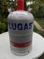 Alu-Gasflasche 11 KG ALUGAS