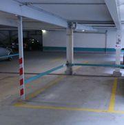 Parkplatz im Parkhaus