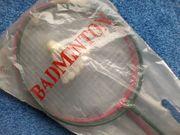 Schläger - Badminton - Federball - 2 er Set -