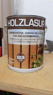 Holzlasur 5 l Außenbereich