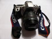 Liebhaberobjekt Canon EOS 300 Tamron