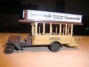 Daimler Alt Berliner Bus 1911