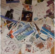 Deutschland Postgültige Euro Briefmarken wie