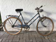 Bauer Modell Brillant Oldtimer Fahrrad