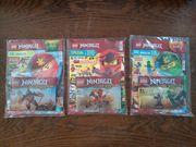 Lego Ninjago XXL-Magazin Nr 1