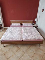 Doppelbett von Hasena