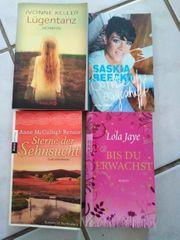 Bücher günstig abzugeben
