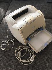 HP Laser Drucker LJ 1200