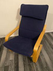 IKEA Poäng Relax Stuhl mit
