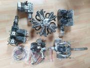 Modellmotoren 6 Stück