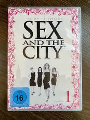 DVDs Sex and the City -