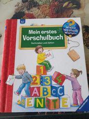 mein erstes Vorschulbuch
