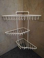 hochwertige große Duschablage Duschregal Duschorganisator