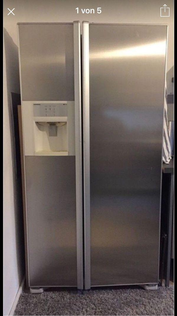 Einbau Kühlschrank Side By Side siemens side by side kühlschrank defekt in karlsbad kühl und