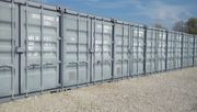 Lager-Container Sicher -