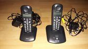 Topcom schnurloses Telefon mit Anrufbeantworter