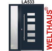 Welthaus Haustür WH75 Aluminium mit