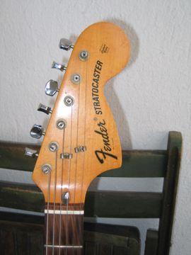 FENDER orig 1973 USA STRATOCASTER: Kleinanzeigen aus Dortmund Mitte - Rubrik Gitarren/-zubehör