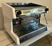 Profi Siebträger Espressomaschine 2 Gruppig