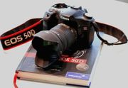 Canon 50D Objektiv Sigma DC