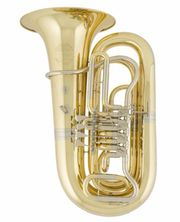 Cerveny Piggy Tuba in B