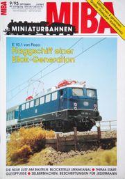 Miba Miniaturbahnen 9 93 leichte