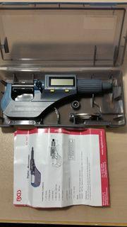 Digitale Bügelmessschraube Micrometer